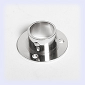Heavy Duty Wall Cup for 32mm Diameter Tube